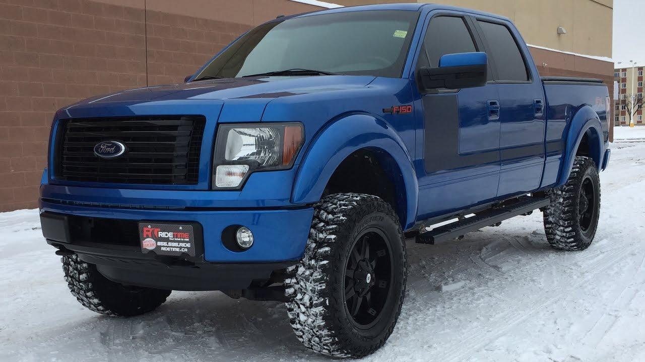 2013 ford fx4 blue autos post