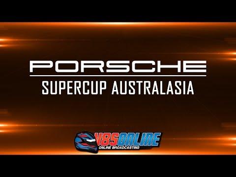 Porsche Supercup Australasia | Round 4 | Laguna Seca