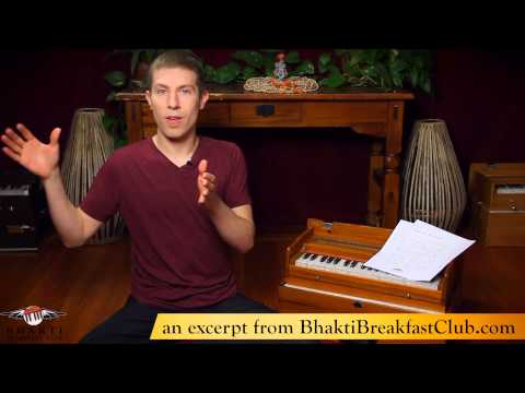 Harmonium 302 - Transposing: Examples In A - In The Bhakti Breakfast Club video
