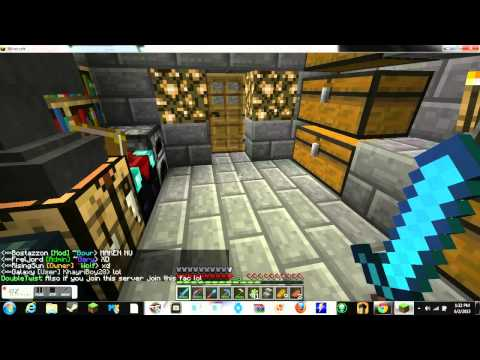 Cracked Minecraft Server 1.5.2 StarCraft!