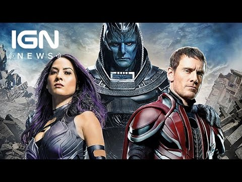 New X-Men Apocalypse Photos - IGN News