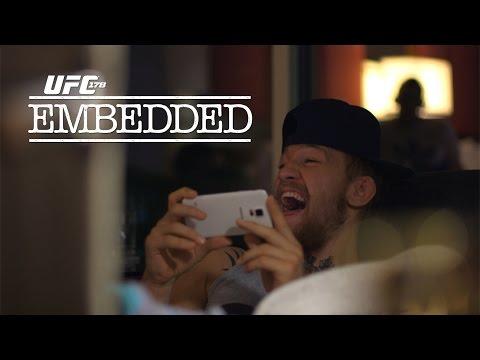 UFC 178 Embedded Vlog Series  Episode 4
