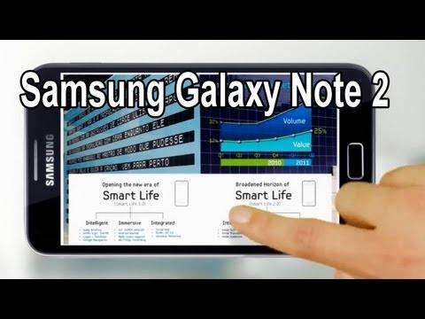 Samsung Galaxy Note 2 with Quadcore Exynos 4412 SoC?!
