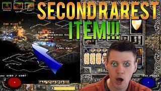 Diablo 2 - Second Rarest Drop in the Game