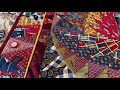 Wilmington-area veteran's widow commissions quilt made of his ties, military uniforms