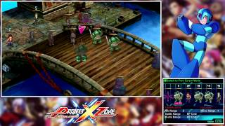 Project X - Project X Zone - Chapter 08: The Domain of Dreams Pt. 1/2 (No Commentary)