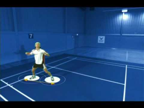 Badminton Technique - Forehand Smash video