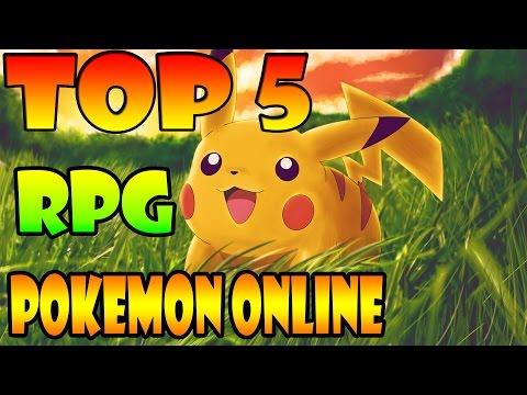 Top 5 Mejores juegos Pokemon Online RPG de pc gratis