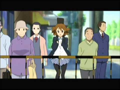 K-ON! Movie trailer #2