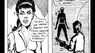 Copia de COMIC EXPERIMENTAL DE 1992 : LA ENTREGA