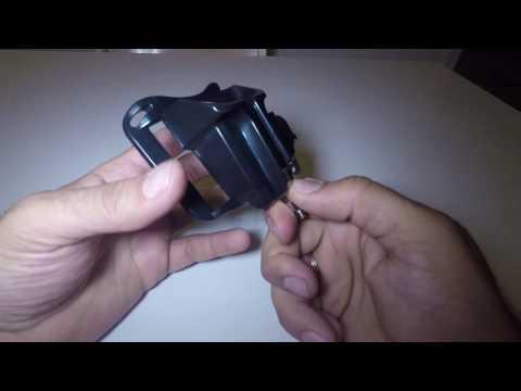 My review for Quick Release Waist Belt Buckle Strap Hanger Holder for DSLR SLR Camera