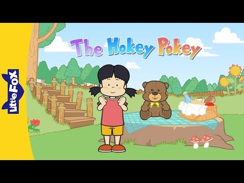 The Hokey Pokey - Song For Kids By Little Fox video