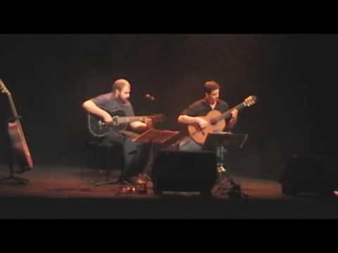 Chardash - Russian 7 string Guitar Romani Gypsy - arr. Sergei Orekhov