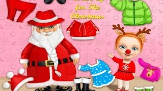 Sweet Baby Girl Christmas 2 TutoTOONS Educational Android İos Free Game GAMEPLAY VİDEO