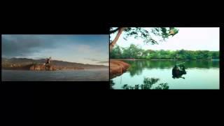Phim bom tấn - Người sắt 3 - phiên bản nhái