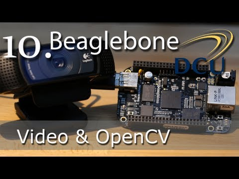 Beaglebone: Video Capture and Image Processing  on Embedded Linux using OpenCV