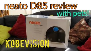 Neato D85 Robot Vacuum - Review and Real world use!