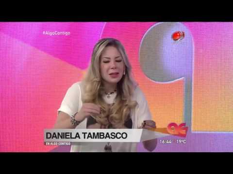 Algo Contigo - Daniela Tambasco 22 de Agosto de 2016