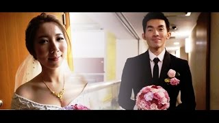 GU STUDIO David & Jasmine WEDDING Highlight 桃園 翰品酒店