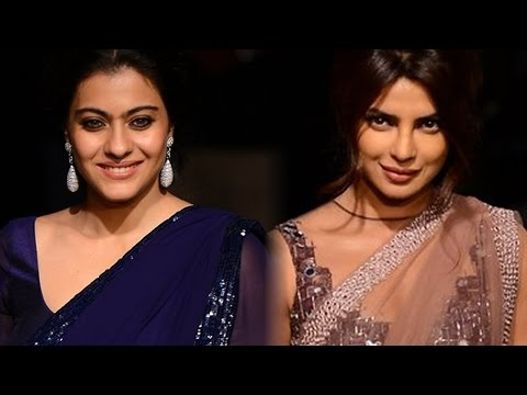 Lakme Fashion Week: Kajol And Priyanka Rock The Ramp video