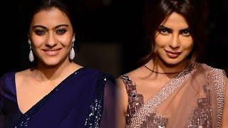 Lakme Fashion Week: Kajol And Priyanka Rock The Ramp