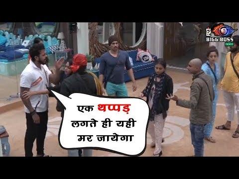 Bigg Boss 12 : Deepak Thakur And Sreesanth Big Fight In Bigg Boss 12 House
