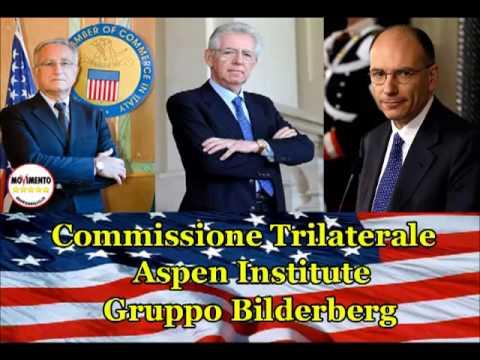 Enrico Letta e Bilderberg