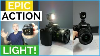 Litra Torch LED Light Review - Best Action LED Camera Light?