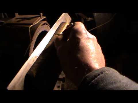 Приспособление для заточки ножей рейсмуса чертежи