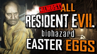 All Resident Evil 7: Biohazard Easter Eggs