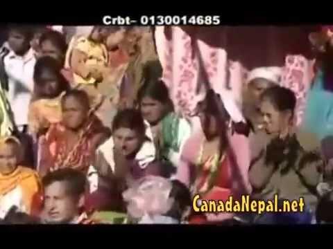 Nepali lok bhajan(part1)-prajapati parajuliDeviGharti. posted...