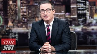 John Oliver Fires Shots at Coal Tycoon Bob Murray & Lawsuit Against 'Last Week Tonight' | THR News