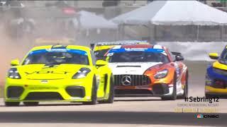 Michelin Pilot Cup - Alan Jay Automotive Network 120 - Round 2 @ Sebring