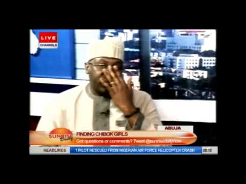 Jonathan's Meeting With Parents Of Abducted Girls 'Never Too Late' - Omeri PT2