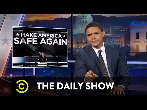 The Daily Show - Make America Fear Again