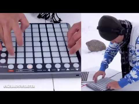 DJ Ravine's Bad Sweater Launchpad Trance