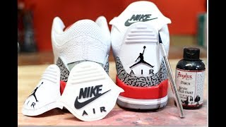 Custom: Katrina 3's Converted to White Cement 3's
