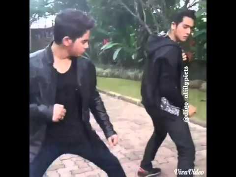 Fighting Galang & Digo