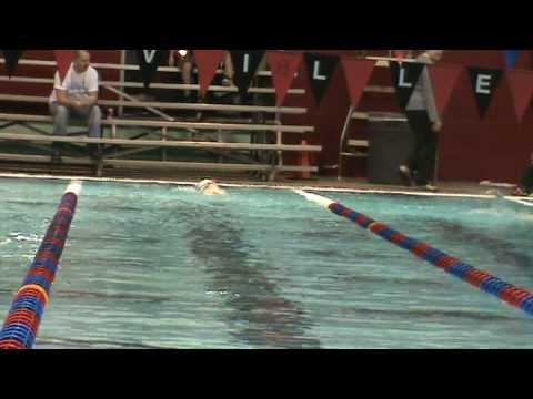 Britta female dak double above knee amputee swimming - ModernVDO.com