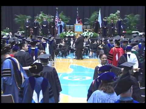 2009 Doctoral Hooding Ceremony, Part I