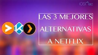 TOP 3 Alternativas a Netflix