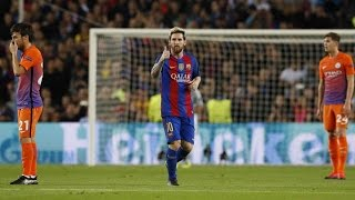 All 11 Goals of Leo Messi in UCL 2016-17|Barcelona|Champions League