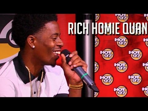 Rich Homie Quan Talks About Future,  Time In Jail, Start In Hip Hop Game & More! video