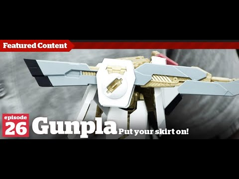 Gunpla - Episode 26 - Gundam - Tutorial - Building - Kit reviews