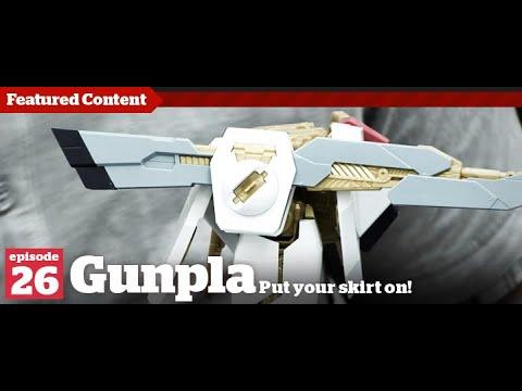 Gunpla - Episode 26 - Gundam - Tutorial - Building - Kit reviews