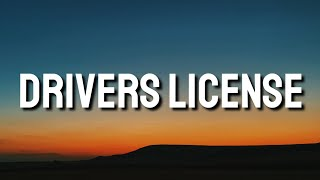 Download lagu Olivia Rodrigo - drivers license (Lyrics)