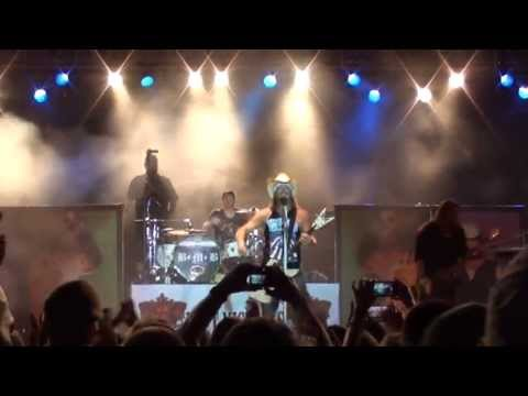 Bret Michaels Band FULL SET 7/24/13 Albany NY Empire Plaza
