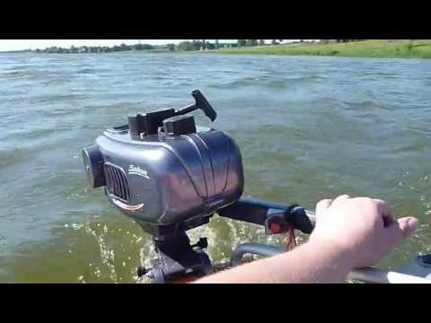 Ремонт лодочного мотора sailor 2.0