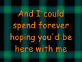 Eleventyseven de Here With Me lyrics