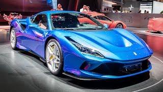 Ferrari F8 Tributo: Last Of The Non-Hybrid V8s | Carfection